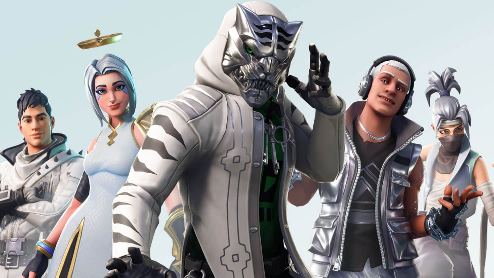 Characters in Epic Games Fortnite