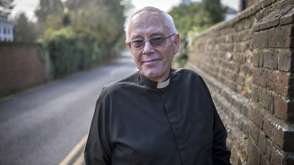 Rev David Walford agreed to defend Rachel in court