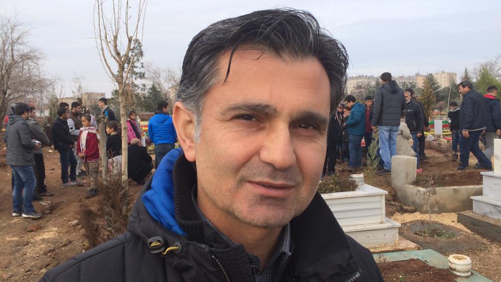 Kurdish MP Ziya Pir