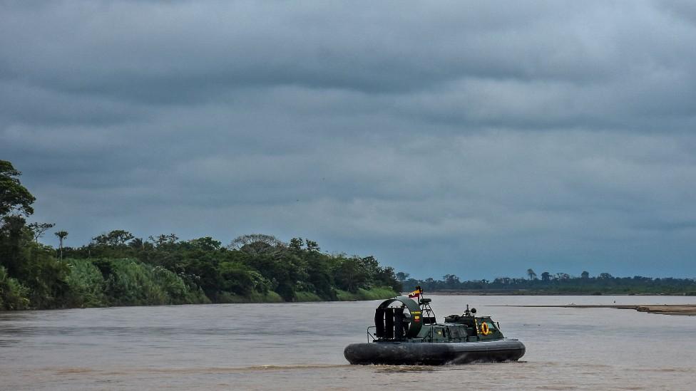 Crisis migrantes Arauca