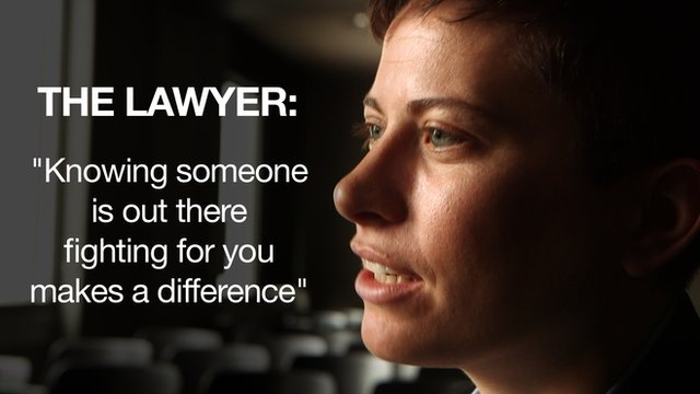 Samantha Ames is part of a human rights group filing a federal complaint against People Can Change.