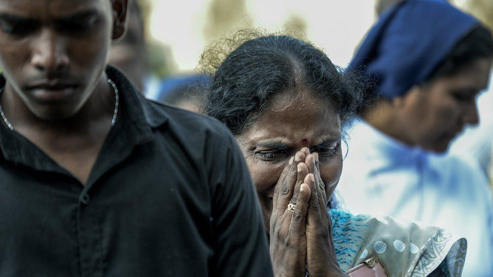 Sri Lanka attacks: Government admits 'major intelligence lapse'