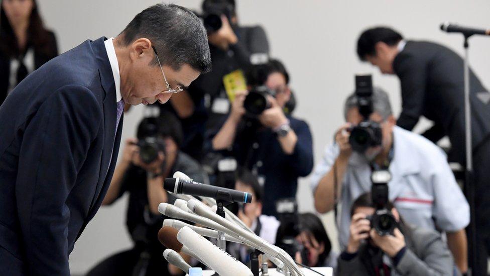 Nissan halts production in Japan over inspection concerns