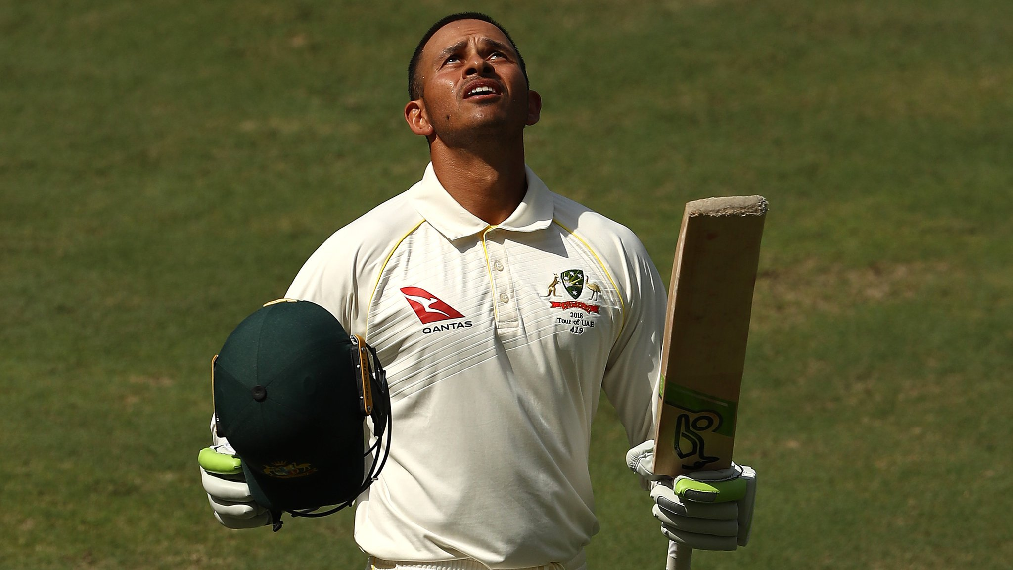 Khawaja century helps Australia to draw with Pakistan