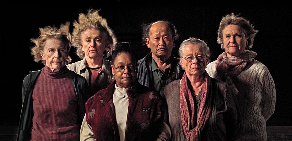 المشاركون الذين ما زالوا على قيد الحياة