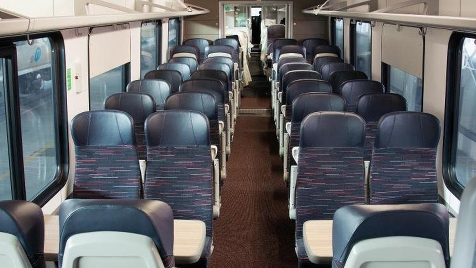 New carriages
