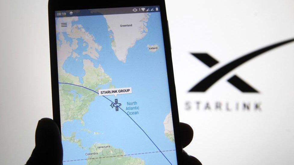 Starlink будет в прямой конкуренции с OneWeb