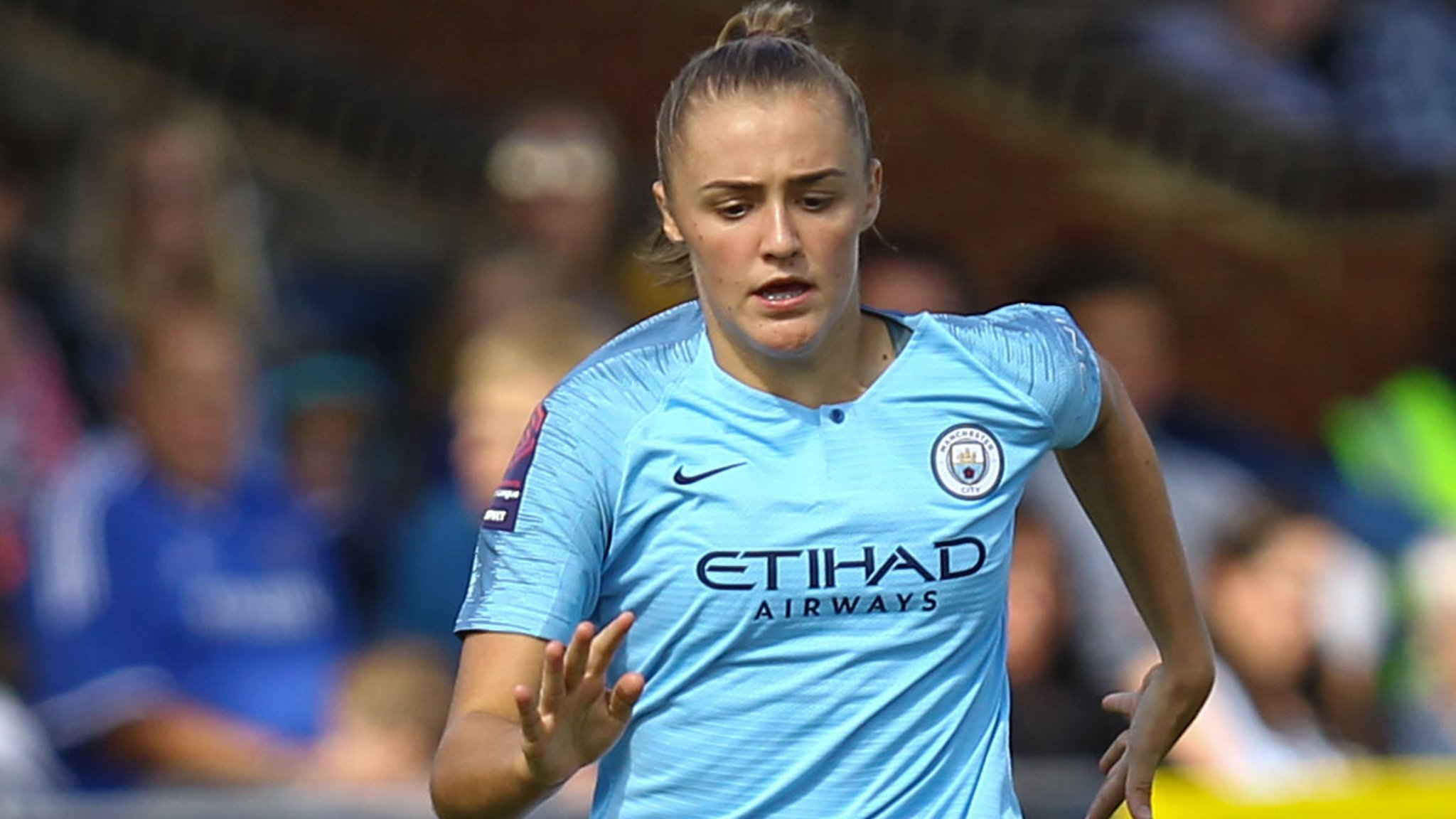 Brighton & Hove Albion Women 0-6 Manchester City Women: Stanway scores hat-trick