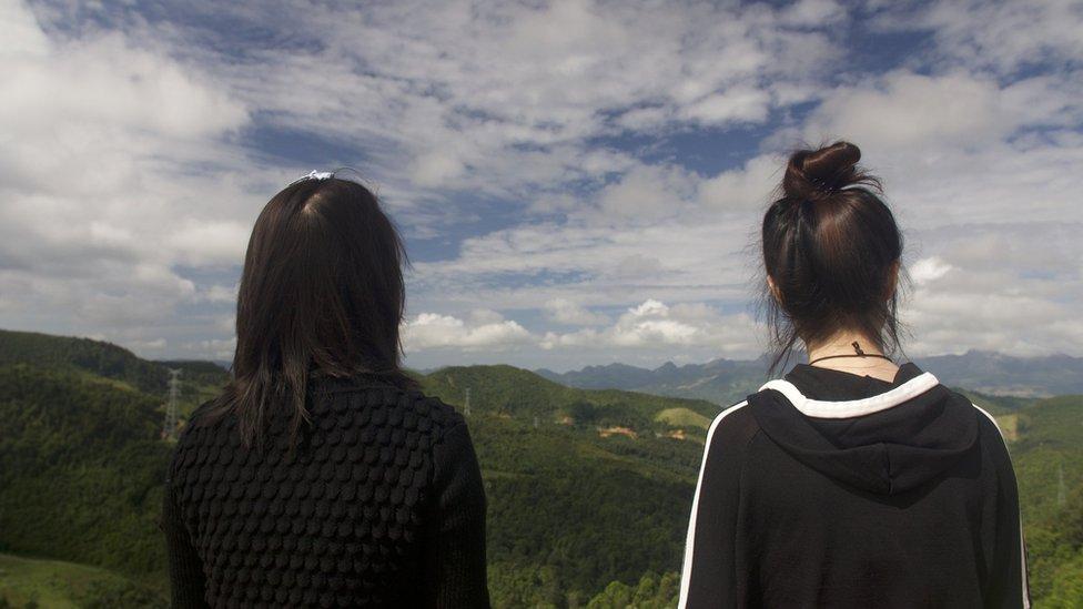 The North Korean women who had to escape twice