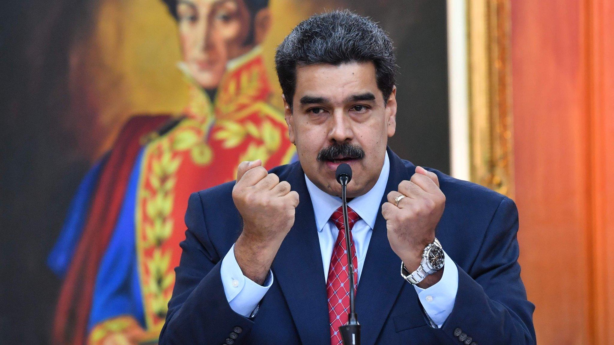 Європейські лідери висунули ультиматум Ніколасу Мадуро