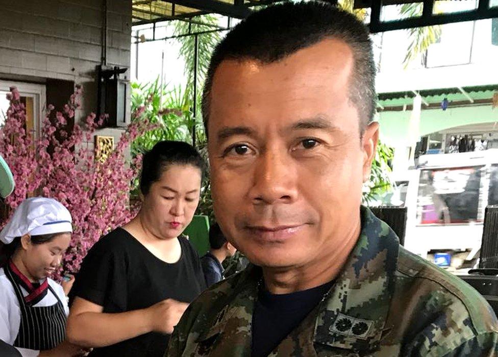 Rear Admiral Arphakorn Yuukongkaew