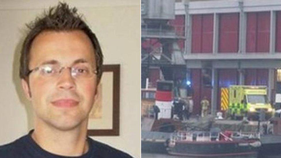 Harbour bike accident not Bristol City Council's fault