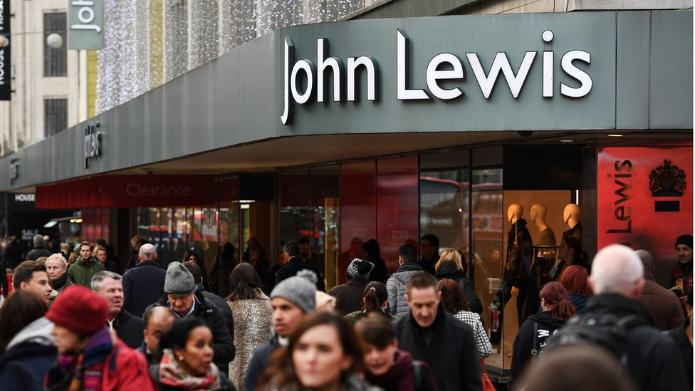 John Lewis, Oxford Street