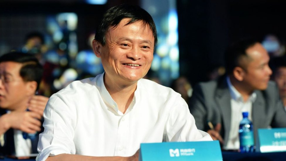 Jack Ma es el fundador del grupo Alibaba y uno de los hombres más ricos de China.