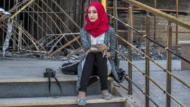 Iraqi university rebuilds after IS 'dark age'