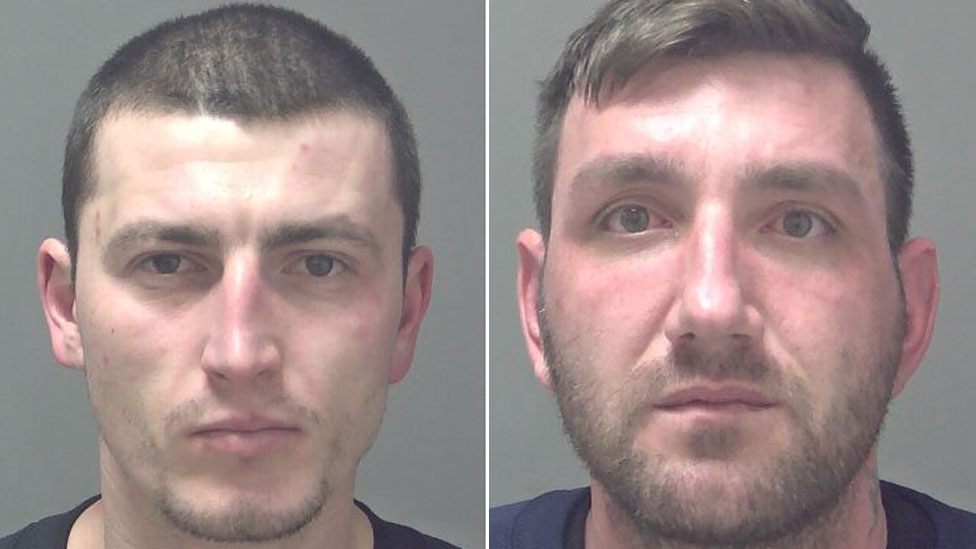 Ipswich attempted rape 'predators' have jail sentence cut