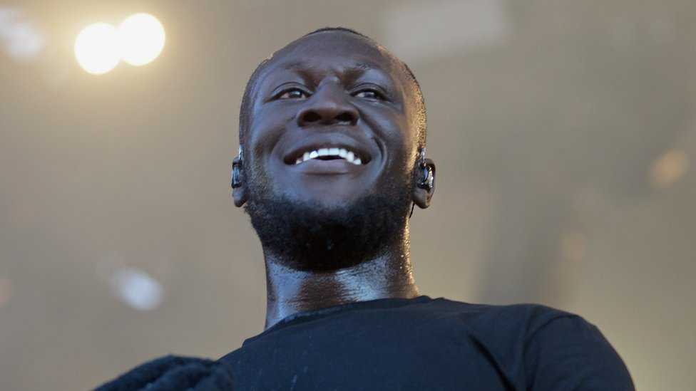 BBC News - Rise Up: Stormzy on his new book and 'groundbreaking' new music