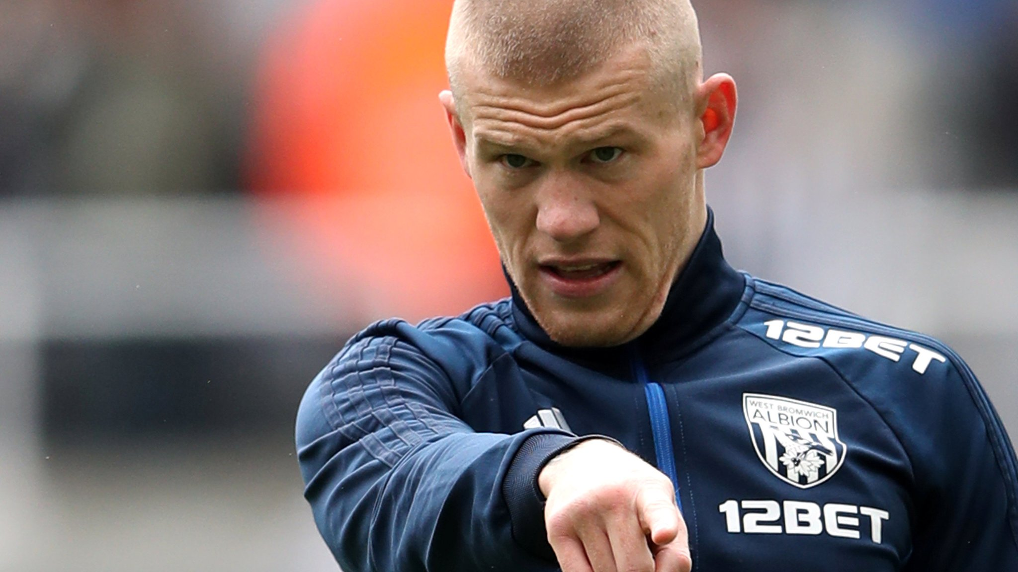 James McClean: Stoke City sign West Bromwich Albion winger for initial £5m