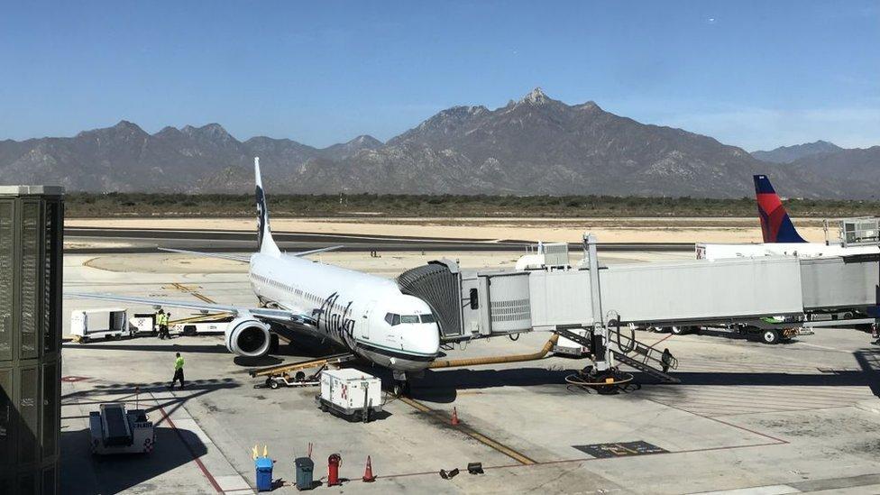 Aeropuerto Ciudad de México.
