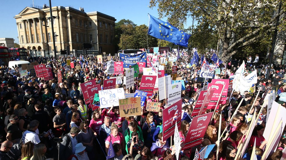 Mass marches in the UK - do they work?