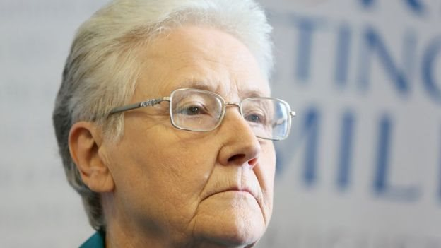 Marie Collins, korban pelecehan, mundur dari komisi Gereja untuk perlindungan anak di bawah umur.