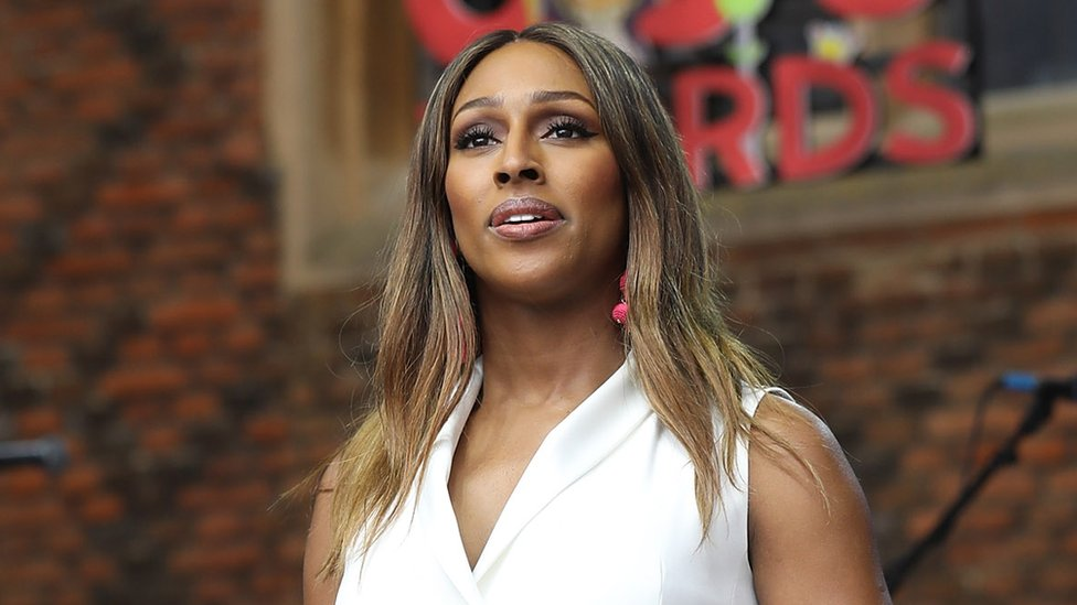 Alexandra Burke cancels UK tour over 'scheduling issues'