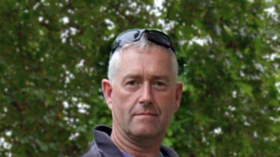 Jonathan Thomson-Glover, ex-teacher at Clifton College, Bristol