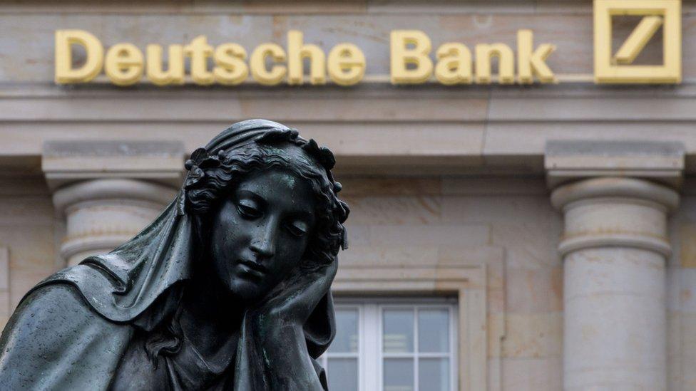 Deutsche Bank office