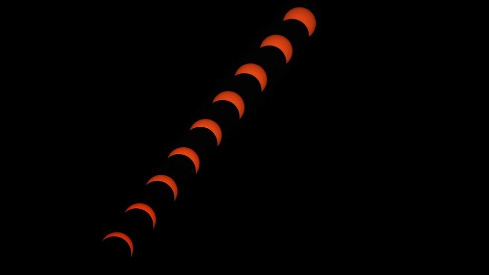 Tam Güneş tutulması yıl sonuna doğru olacak