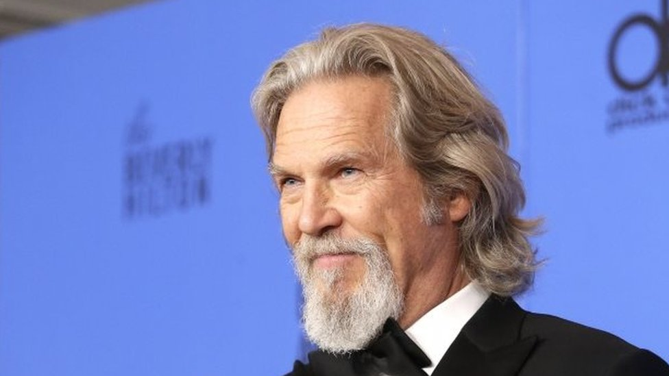 Jeff Bridges. Photo: January 2019