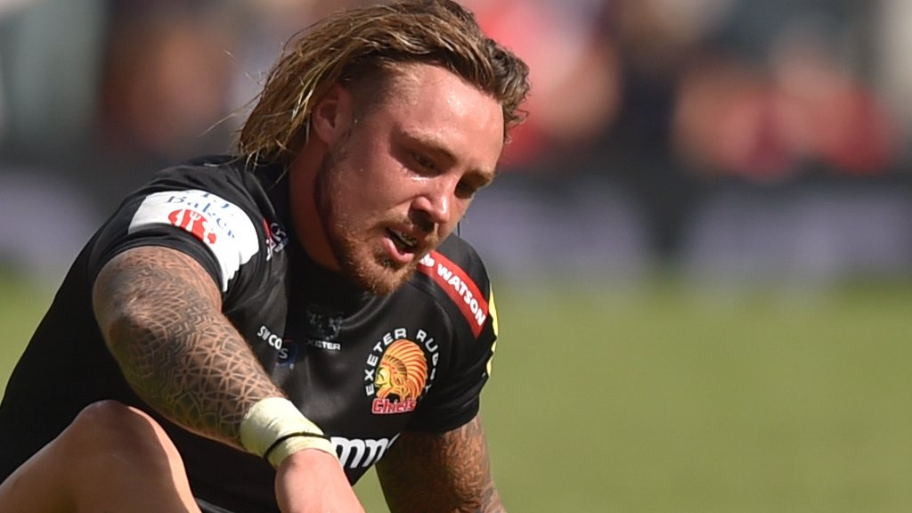 Jack Nowell: Exeter's England winger says Chiefs are spurred on by 2018 Premiership final loss