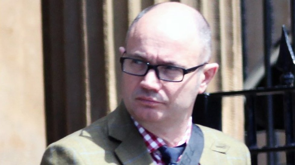 Former Territorial Army officer jailed for two rapes