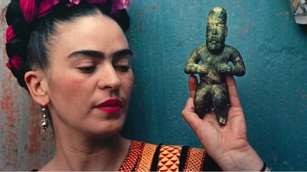 Frida Kahlo: The fashioning of a global icon