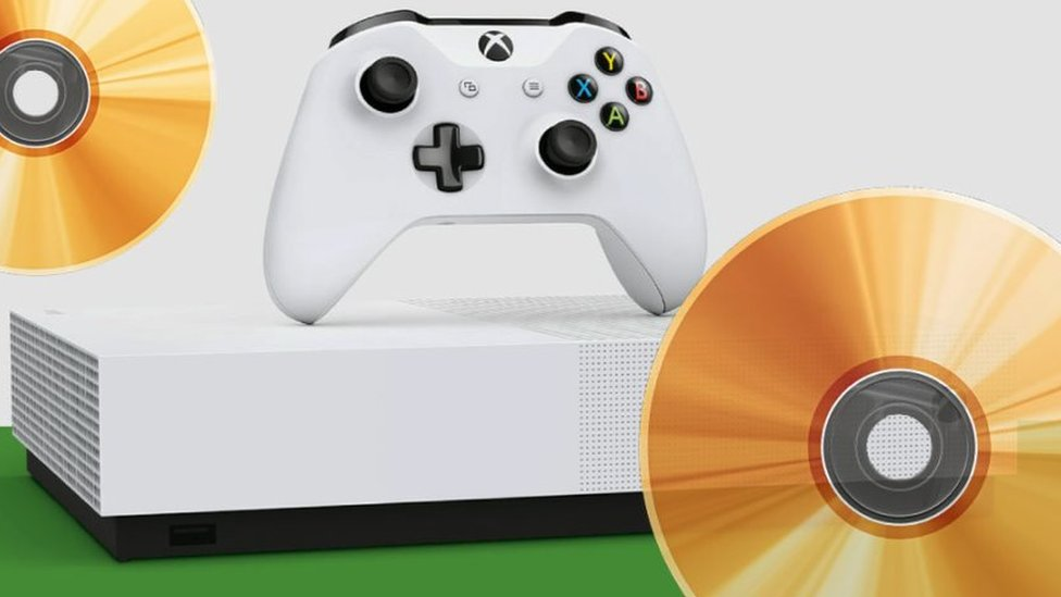 Xbox One S edición solo digital