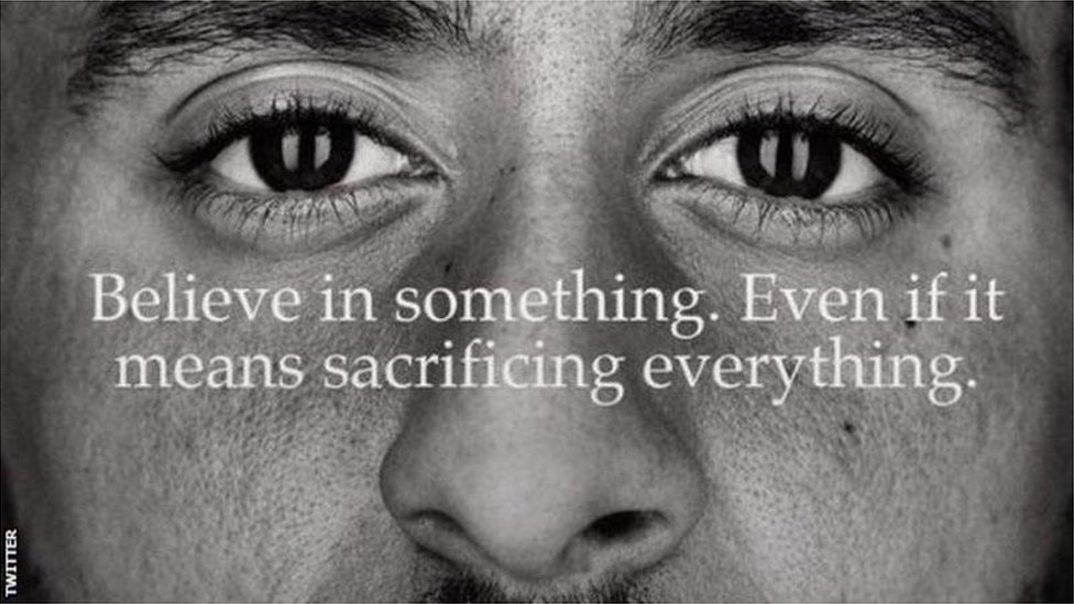 Aviso de Nike