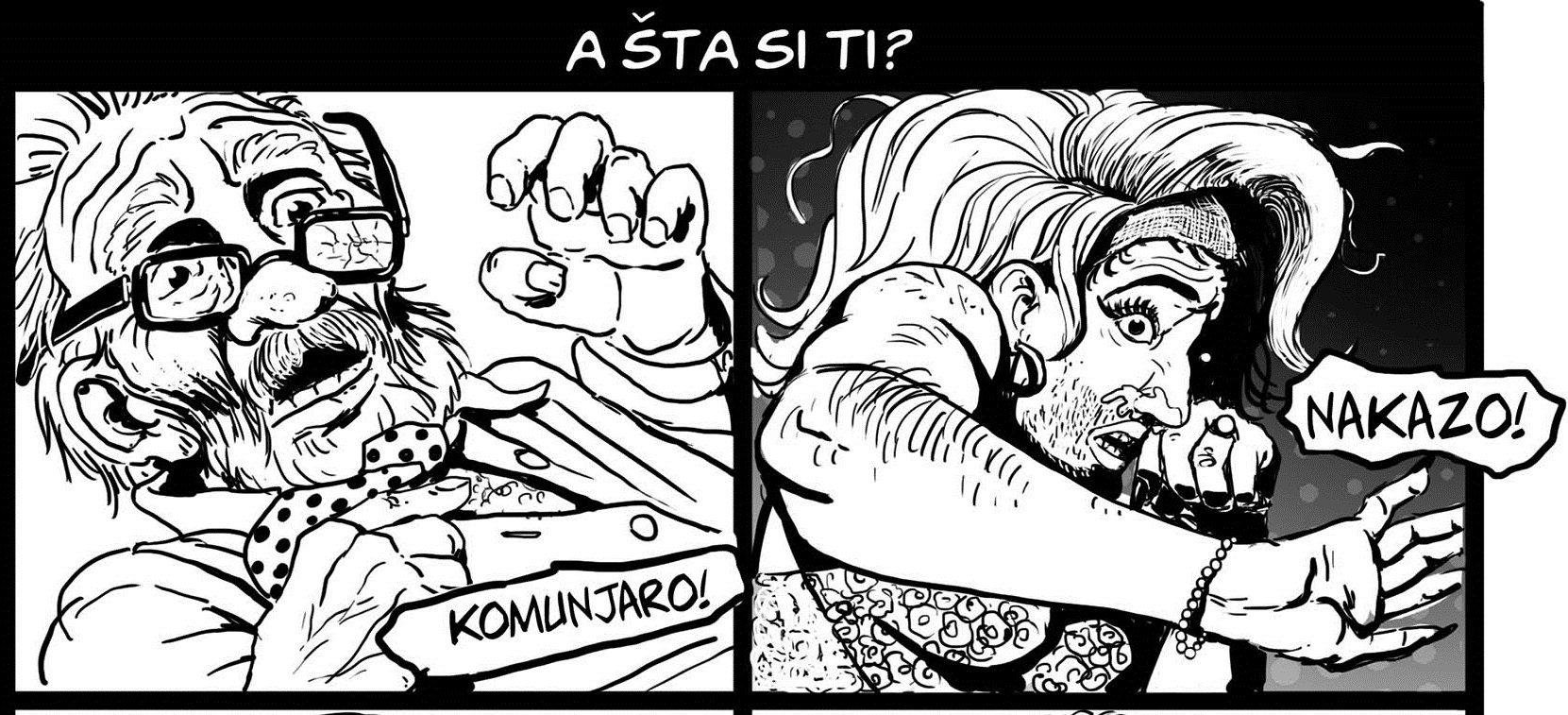 Crtež Jane Adamović