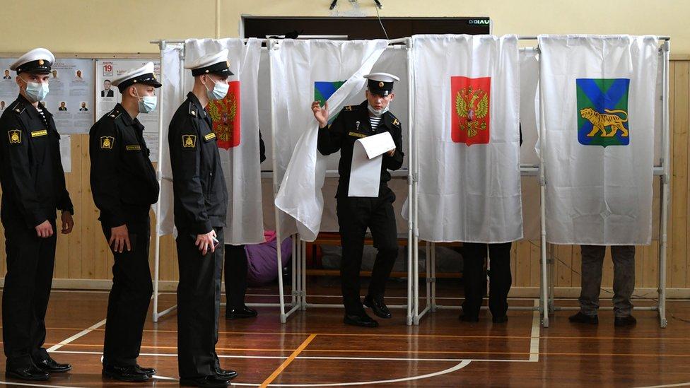 Дайджест: Выборы в Госдуму - многое впервые; Италия - на работу только по