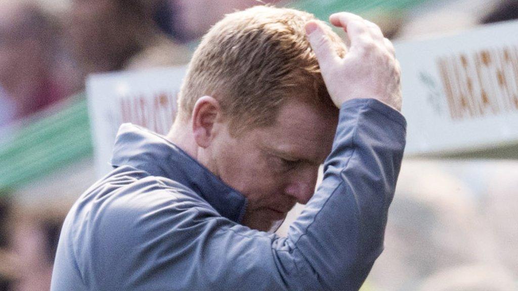 My Celtic future has no bearing on title - Lennon