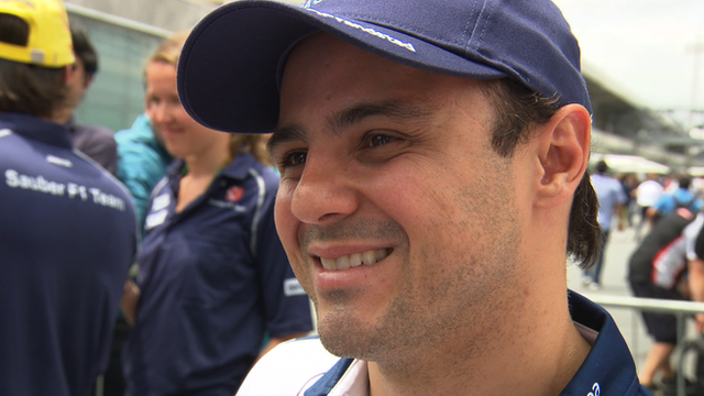 Williams' Felipe Massa