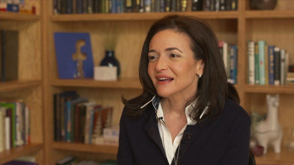 Facebook's Sheryl Sandberg on grief: 'It does get better'