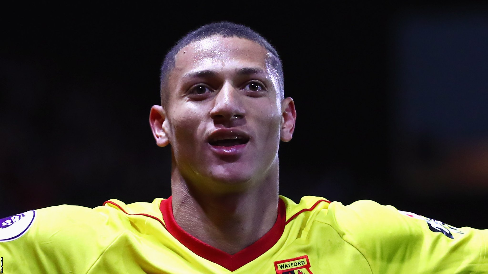 Richarlison: Everton close to agreeing deal worth up to £50m for Watford forward