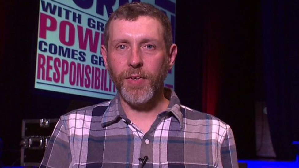 Dave Gorman: 'Why I've given up London for Bournemouth'