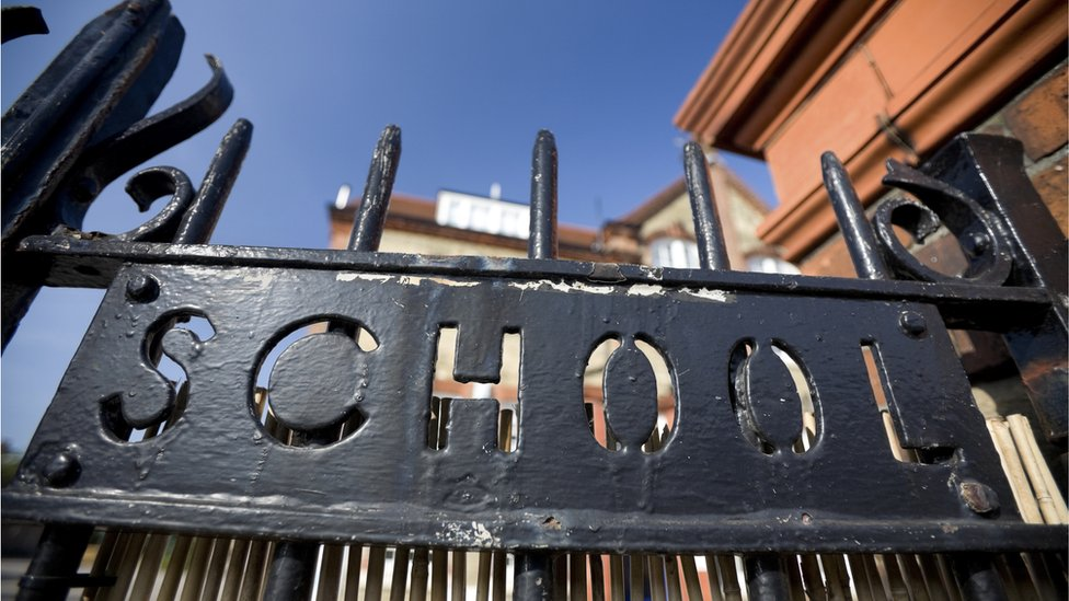 Loan sharks 'hang around the school gates'