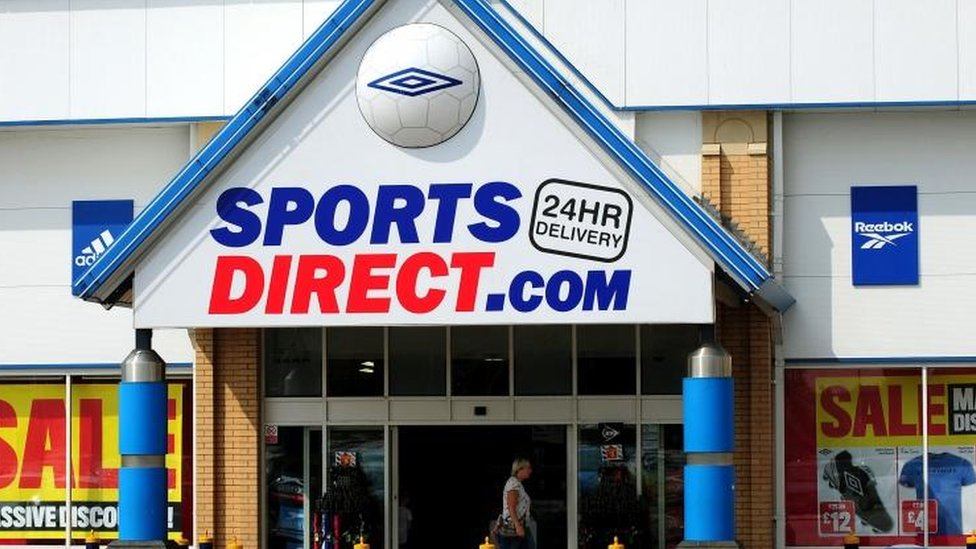 Sports Direct To Back Pay Derbyshire Workers 1m Bbc News Sports equipment for amateurs, athletes and public/private institutions. bbc com