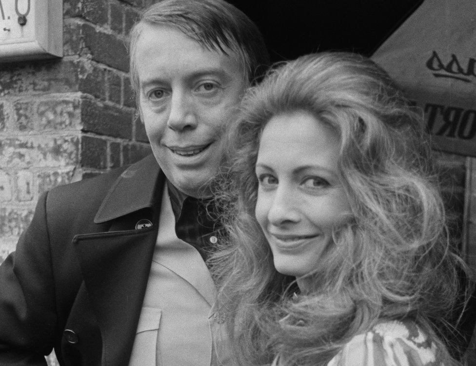 Kenneth Tynan and Kathleen Tynan