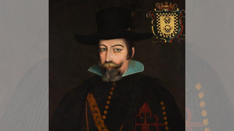 Rodrigo Pacheco, virrey de Nueva España