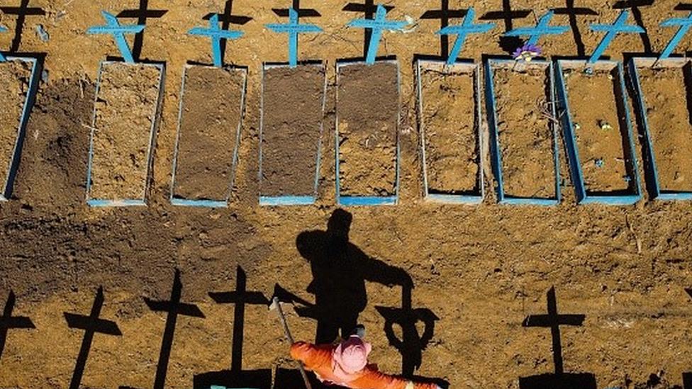 Cemitério no Brasil