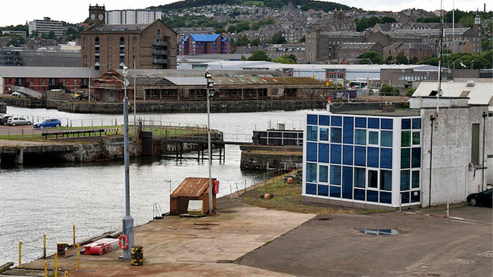 Camperdown Dock