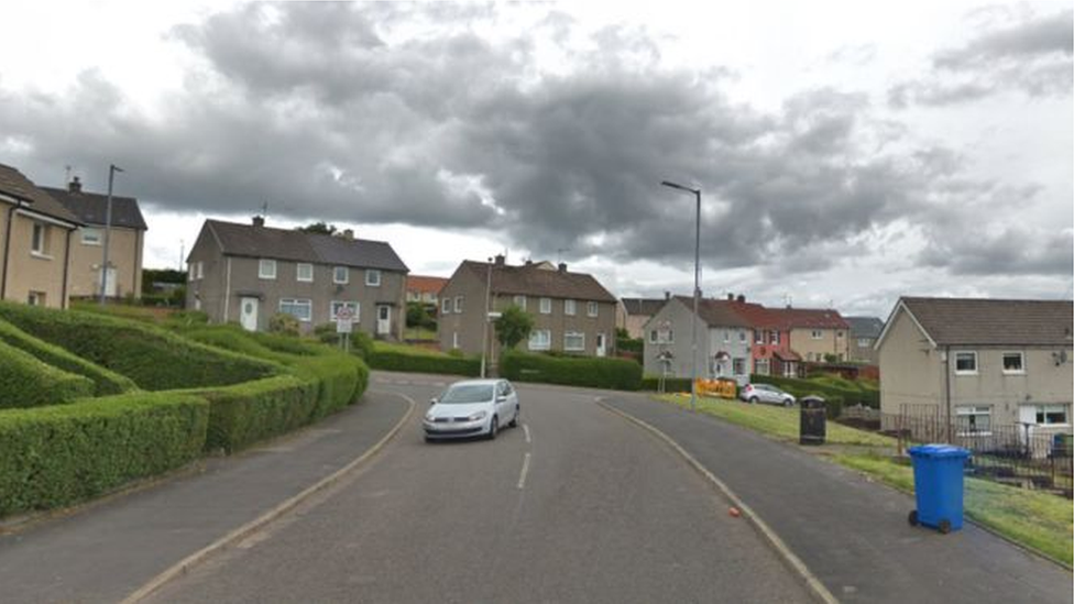 Man charged over attack on Dumbarton woman, 85