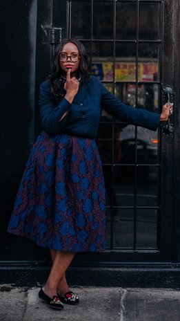 Beatrice Atobatele in new york